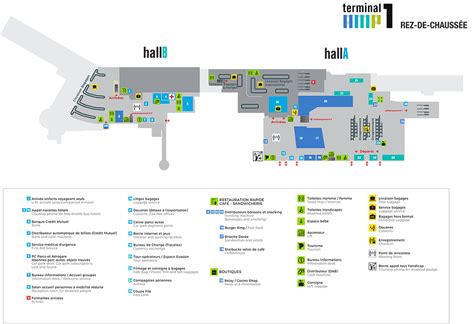 bureau de change aeroport marignane terminaux plans parkings et accès passagers