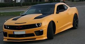 Transformers 3 Bumblebee Chevrolet Camaro Interpretation ...