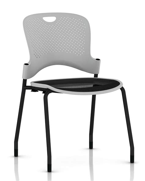 Herman Miller Caper Chair Finishes by Herman Miller Caper 174 Chair Stacking With Flexnet Gr