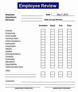 employee annual review forms christopherbathumco With yearly employee review template