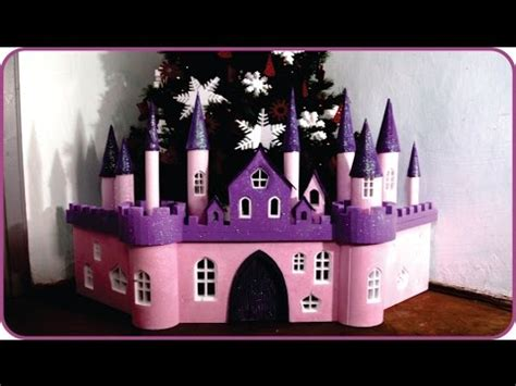 building  fairy castle   christmas tree youtube