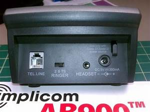 Amplicom Ab900 Amplified Answering Machine Review  U2013 The
