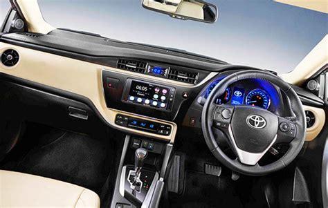 toyota corolla im review  specs sedan car review