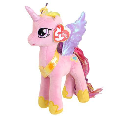 ty beanie baby princess cadence   pony