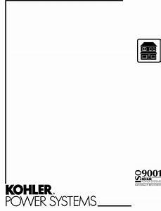 Download Kohler Portable Generator 14  20resa Manual And