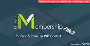 Ultimate Membership Pro WordPress Plugin V31 Premium