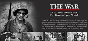 REVIEW Ken Burns39 Documentary QuotThe Warquot Topeka