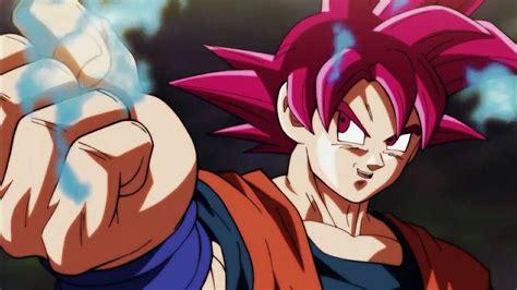 Son Goku Super Saiyajin Deus Dragon Ball Goku Goku