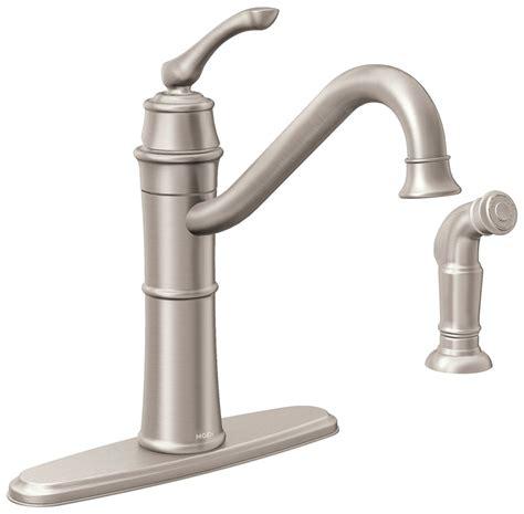 moen torrance kitchen faucet moen wetherly kitchen faucet 9 1 4 in x 8 5 16 in spout