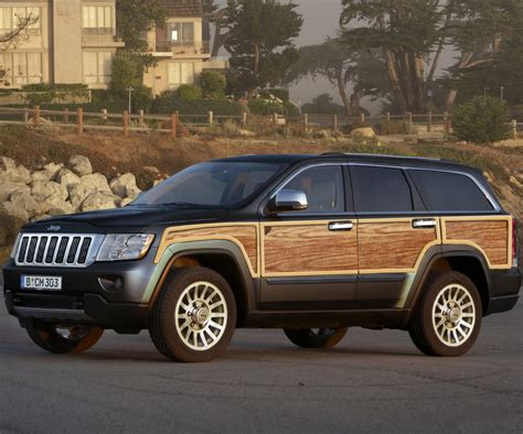 2018 Jeep Grand Wagoneer Will Come Back In Future