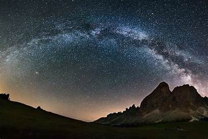 Stars Milky Way Heaven Genesis Tree Star