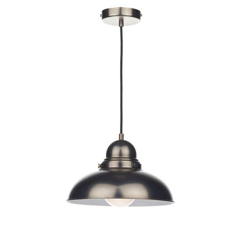 chrome pendant light antique chrome retro style ceiling pendant for