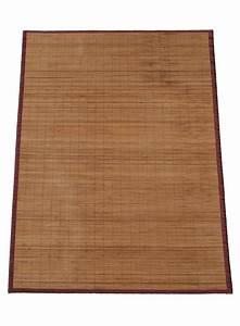 Tapis De Cuisine Pas Cher : tapis bambou bali naturel de la collection dezenco ~ Teatrodelosmanantiales.com Idées de Décoration