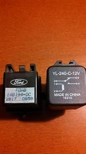 Fuel Pump Relay Location  U0026 Identification