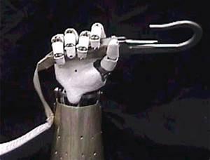 NASA Robot Arm Full TRN 062800