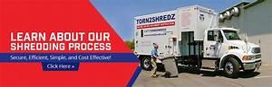 Torn2shredz maximum security document paper shredding in for Document shredding frederick md
