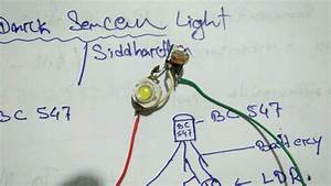 Day Night Light Sensor