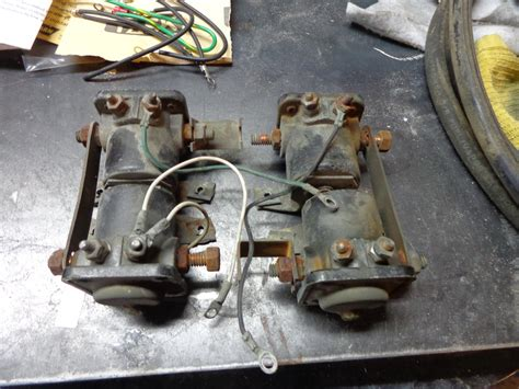 For Sale Warn Solenoids Winch Parts