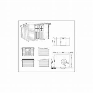 Abri De Jardin En Kit : abris de jardin en bois en kit utah ~ Dailycaller-alerts.com Idées de Décoration