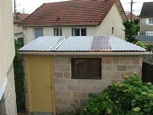 Refaire Son Jardin : refaire la toiture de sa cabane de jardin galerie photos d 39 article 2 21 ~ Nature-et-papiers.com Idées de Décoration