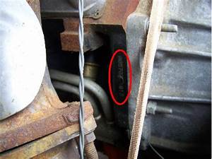 Where U0026 39 S The Engine Number Located   Lq9