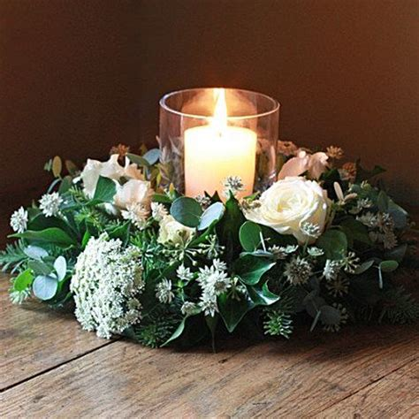christmas table wreath centerpieces 17 best ideas about flower company on flower arrangements flowers and