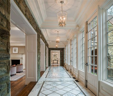 bryn mawr residence forbes design consultants foyer vestibule interior design forbes design consultants Contemporary