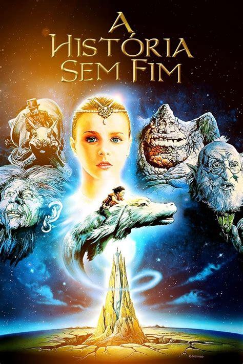 Coleção: A História Sem Fim (trilogia) - 03 Filmes - R$ 13 ...