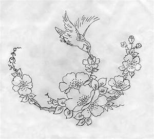pencil drawings of flowers and vines - Google Search ...