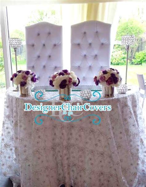 unique sweetheart tables