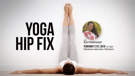 Hip Fix  2016  Leap Yoga