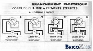 Chauffe Eau 380v : branchement chauffe eau ~ Edinachiropracticcenter.com Idées de Décoration