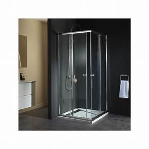 Porte De Douche D Angle : porte de douche portes coulissantes design sur planete bain ~ Edinachiropracticcenter.com Idées de Décoration