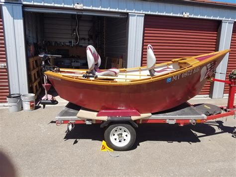 Don Hill Drift Boats For Sale by Don Hill Custom Mini Drift Boat 2016 For Sale For 11 500
