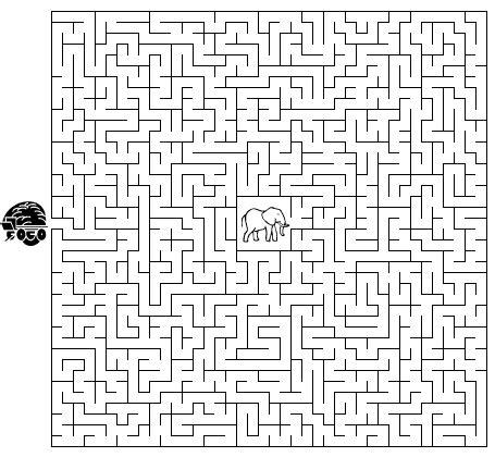 Animal Worksheet New 835 Animal Maze Worksheet