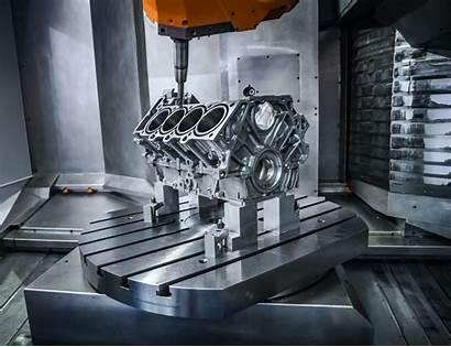 Cnc Machine Factory Machinery Motor Technology Engines