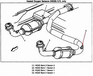1999 Suburban 7 4 L O2 Sensor Wiring Diagram