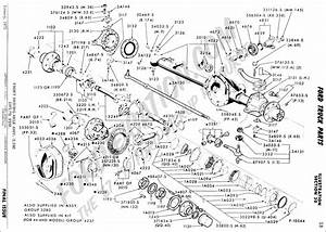 2003 F250 Front Axle Diagram