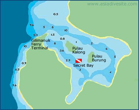 asia dive site indonesia dive sites bali secret bay