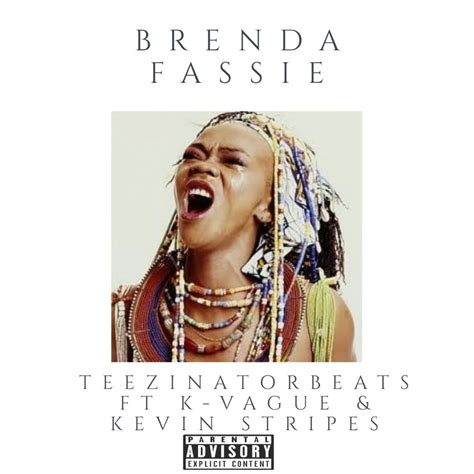 Brenda Fassie by Teezinaterbeats: Listen on Audiomack