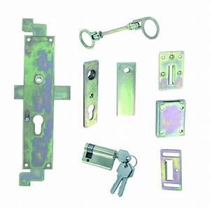 Serrure Porte 3 Points : serrure porte de garage 3 points evtod ~ Dailycaller-alerts.com Idées de Décoration