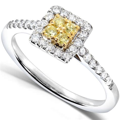 Fancy Yellow Diamond Engagement Ring  Unusual Engagement. Huge Diamond Engagement Rings. Step Engagement Rings. Green Gemstone Rings. Fabric Wedding Rings. Pink Diamond Rings. 9ct Rings. Cute Little Wedding Rings. Diamond Frame Engagement Rings