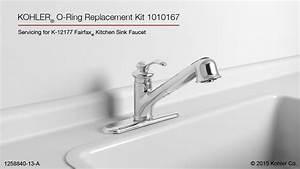 Kohler Forte Kitchen Faucet Replacement Parts