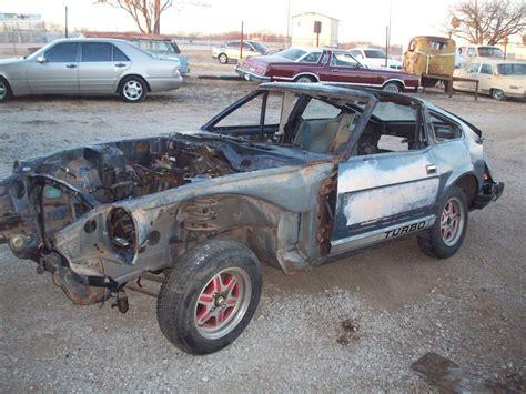 Datsun Parts by 1983 Datsun 280zx Parts Car