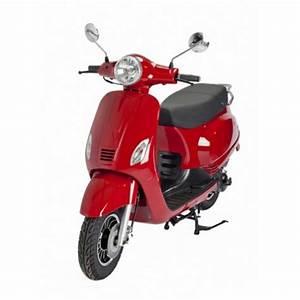 Scooter Neuf 50cc : scooter rouge style italien 50cc zn50qt 30 ~ Melissatoandfro.com Idées de Décoration
