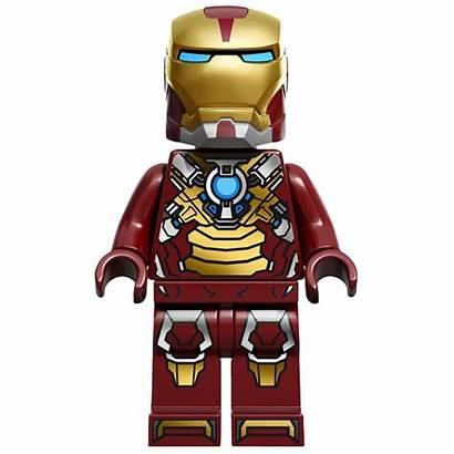 Lego Clipart Ironman Avengers Iron Mandarin Legos