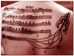 The gallery for --> Cool Music Note Designs