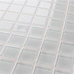 crystal mosaic tile mirror sheets deco mesh mounted white With kitchen cabinets lowes with mirror mosaic wall art