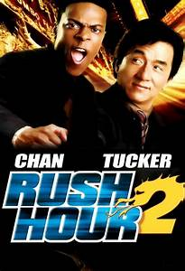 Movie poster for Rush Hour 2 - Flicks.co.nz