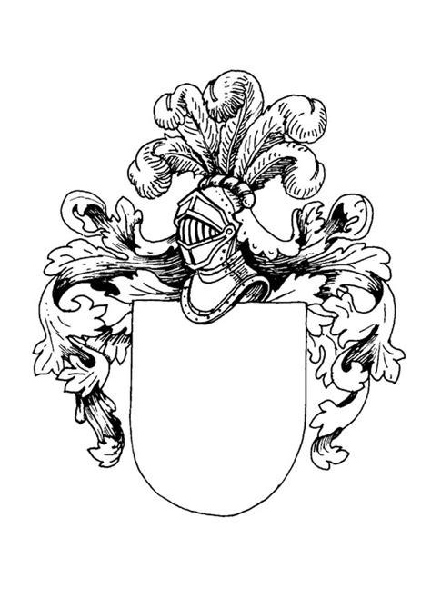Wapenschild Kleurplaat by Kleurplaat Wapenschild Afb 10653